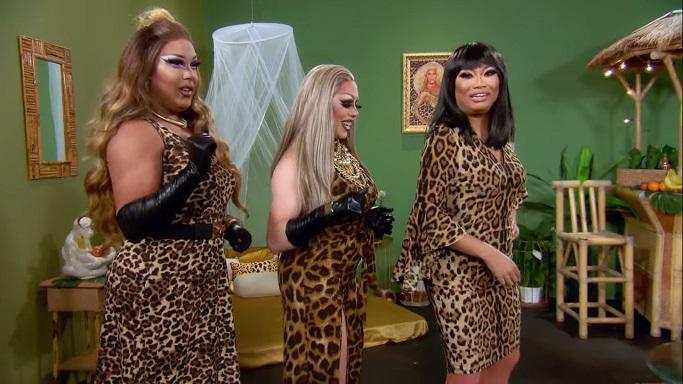 drag queen tiger king