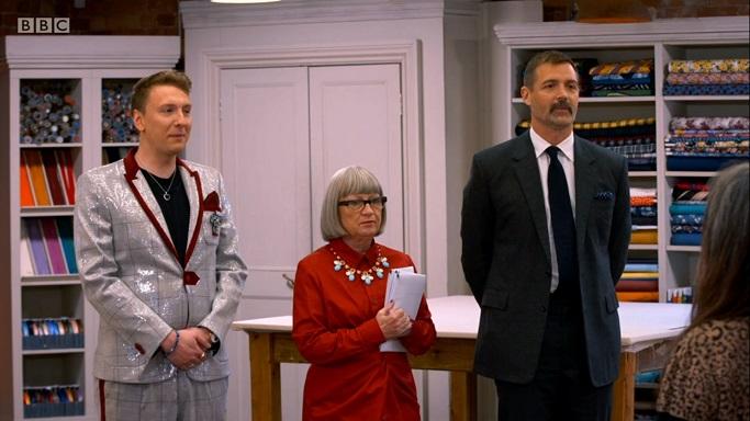 judges movie week outfits