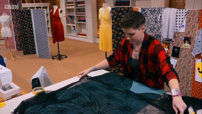 liz cobweb fabric