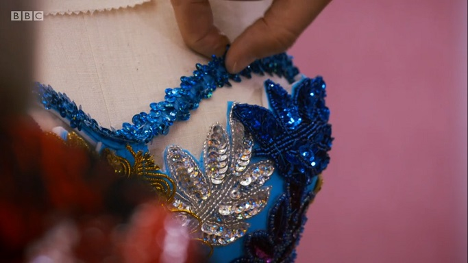 nicole bra detail