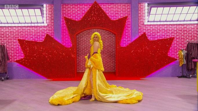 Entrance Look - lemon