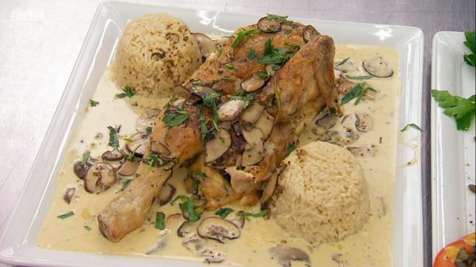 Felicity Montagu Rectangular Chicken