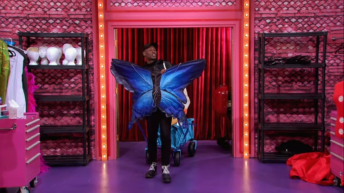 shea butterfly kite