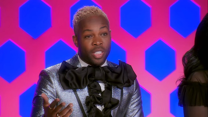 todrick hall judging outfit