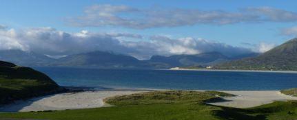 Harris beaches
