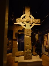 Reconstructed Crosses in Museum