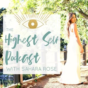 stress-relieving podcasts - the highest self