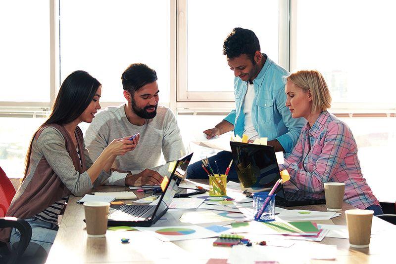 5 razones para que tu equipo contribuya con la generación de contenidos