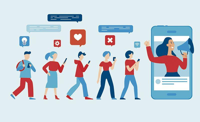 Los micro influencers cambian el panorama de relaciones públicas