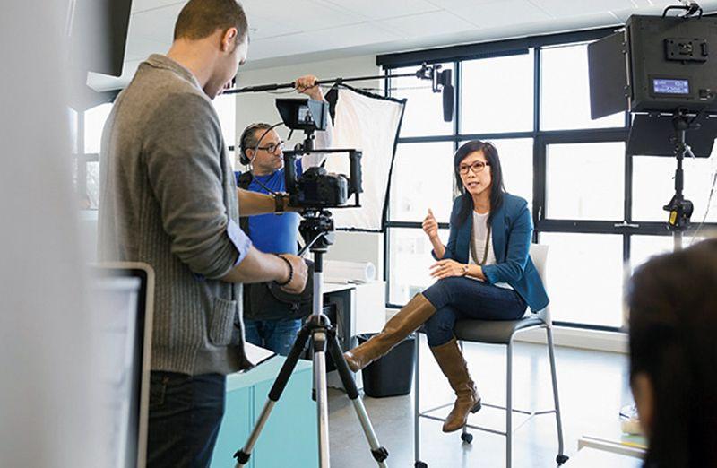 4 cualidades de un portavoz eficaz para las relaciones públicas