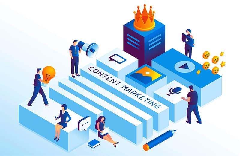 3 tips de marketing de contenidos para impulsar tu negocio