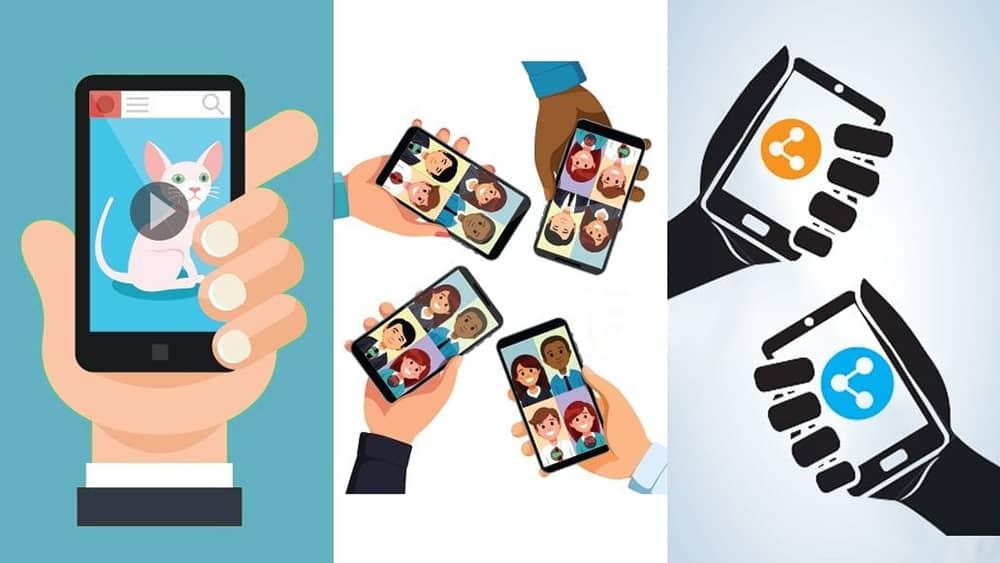 8 tácticas de redes sociales para considerar en tu marketing mix