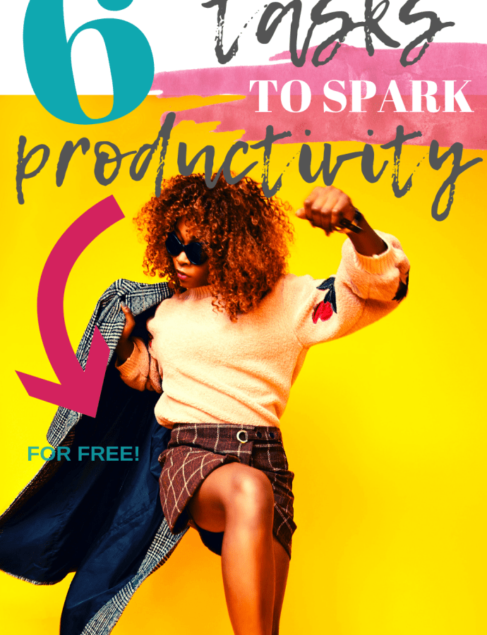 6 Quick and Free Actions Every Mama Bear Needs To Do In the First Hour of Waking to Spark Productivity, Increase Energy and Prepare for Your Day