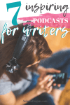 Top 7 inspiring podcasts for writers