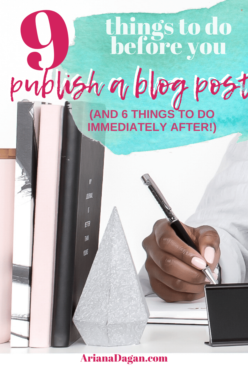 9 Things to do Before You Publish Your Next Blog Post