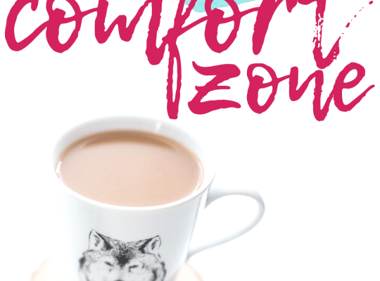 13 Ways to Leave Your Comfort Zone by Ariana Dagan