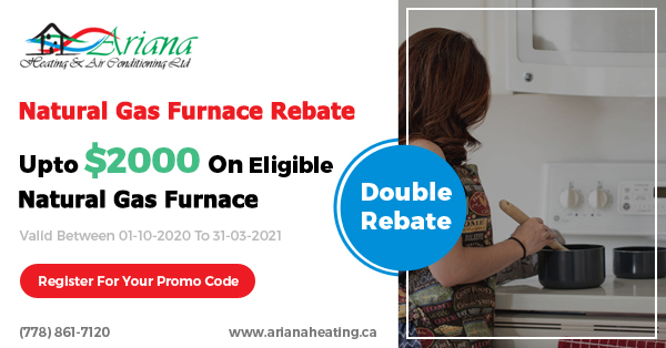 Natural Gas Furnace Rebate