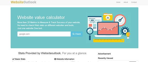 websiteoutlook калькулятор стоимости сайта - Топ 5 калькулятор стоимости сайта