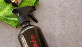limpador caseiro multiuso spray