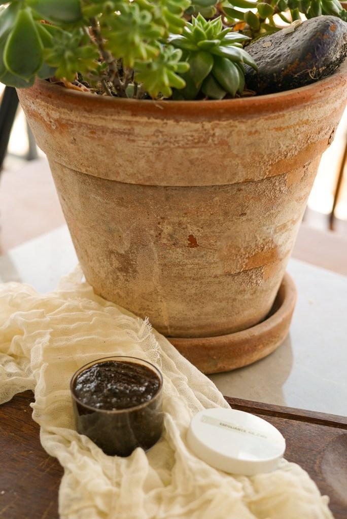 esfoliante de café caseiro e sustentavel