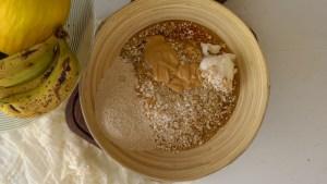 como fazer granola caseira com macadamia