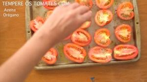 marmita da semana - tomates assados