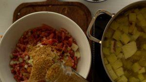 como fazer almondegas saudaveis