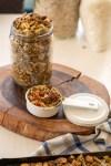 receita de granola salgada
