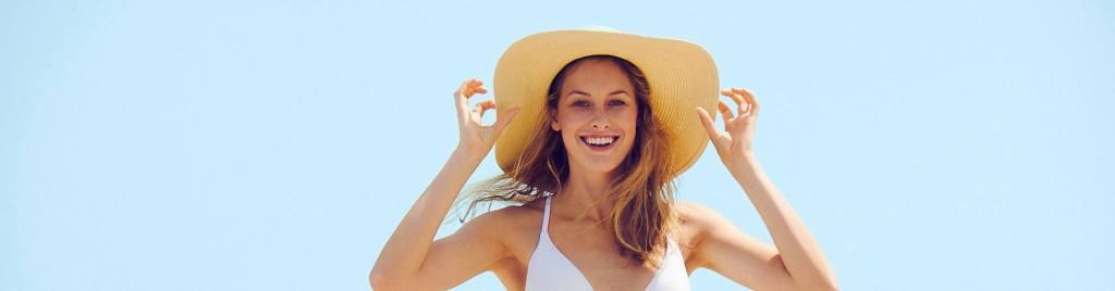 Protégez naturellement votre visage pendant l'été