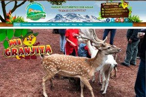 Parque ecoturistico dos aguas 2015