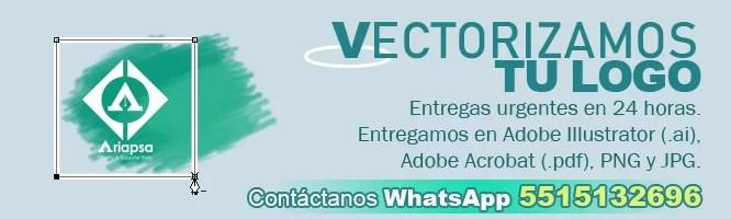 ADS/ Vectorizar mi logo en México