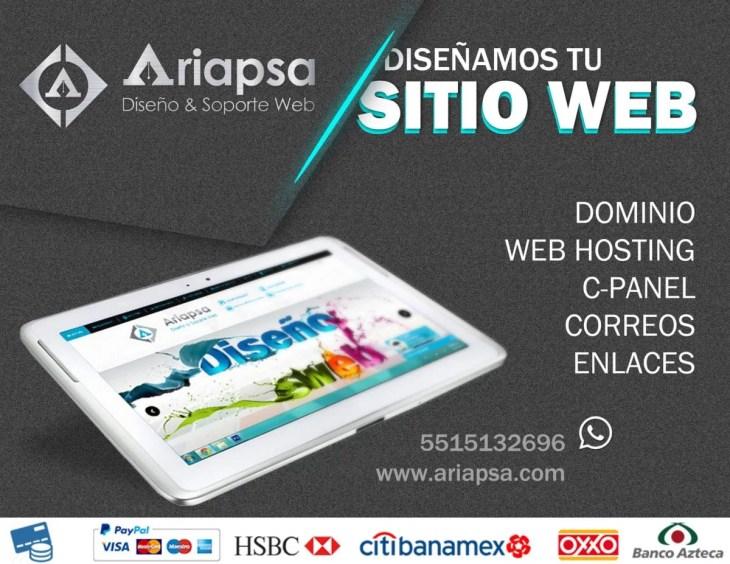 Diseño web en Morelos