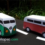Vehiculos armables en JPG, PDF y PSD