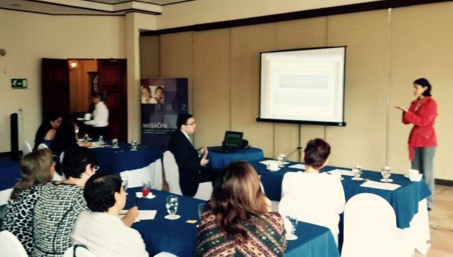 Encuentro de organizaciones e instituciones públicas costarricenses