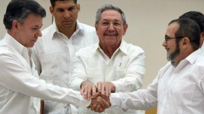La Fundación Arias saluda el nuevo acuerdo de paz en Colombia