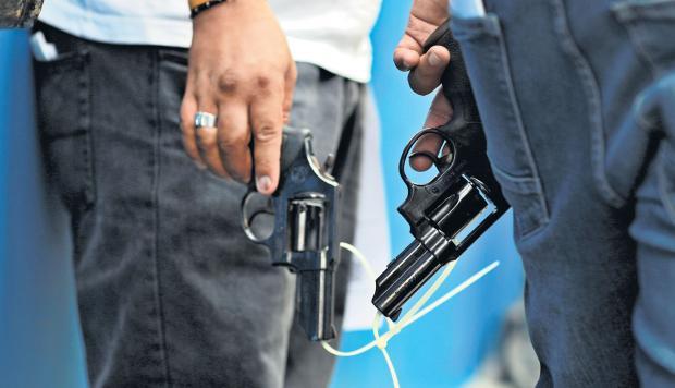 Mitos sobre la violencia armada