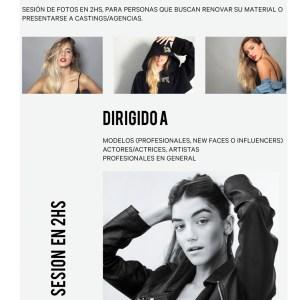 Sesión de fotos polaroids + book en Buenos Aires Argentina