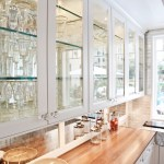 Kitchen Cabinet Material Glass Design And Ideas