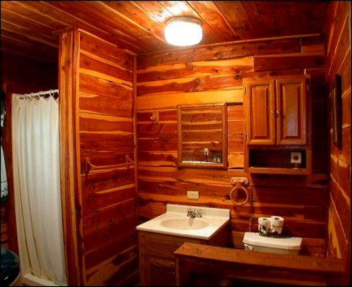 Paint Colors Log Cabin Interior Home Decoration