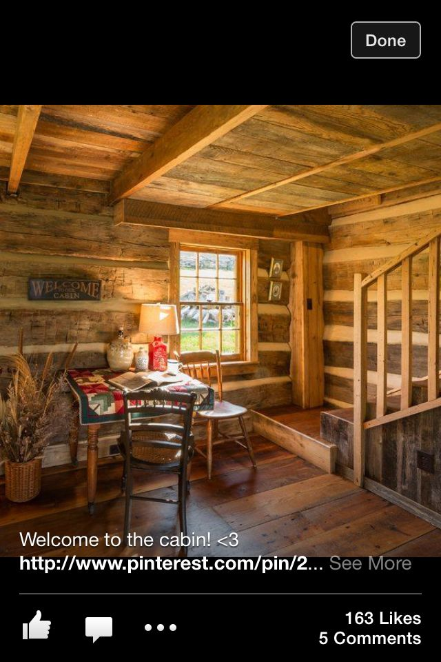 Log Cabin Interior Color Schemes Design And Ideas