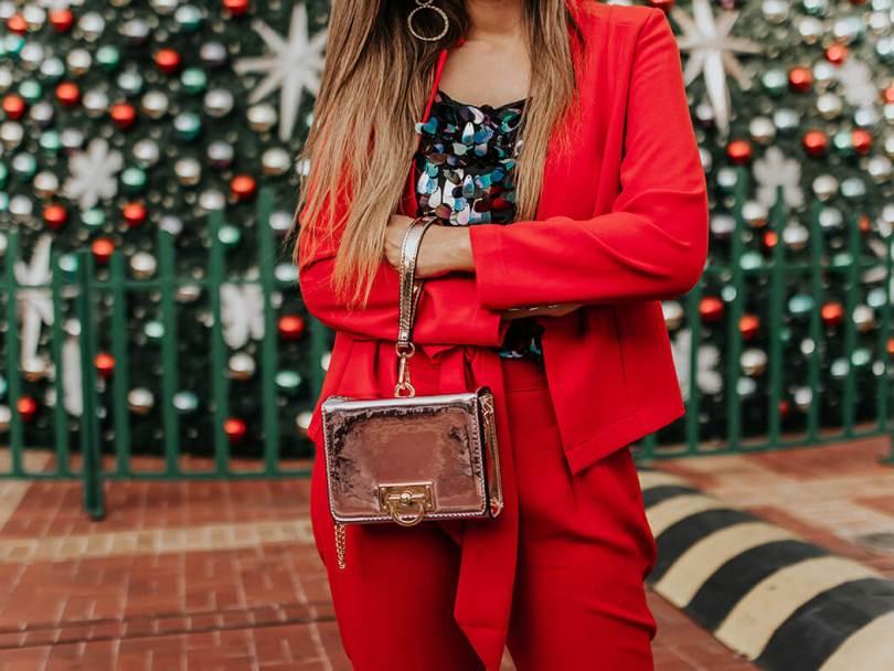 rojo navidad