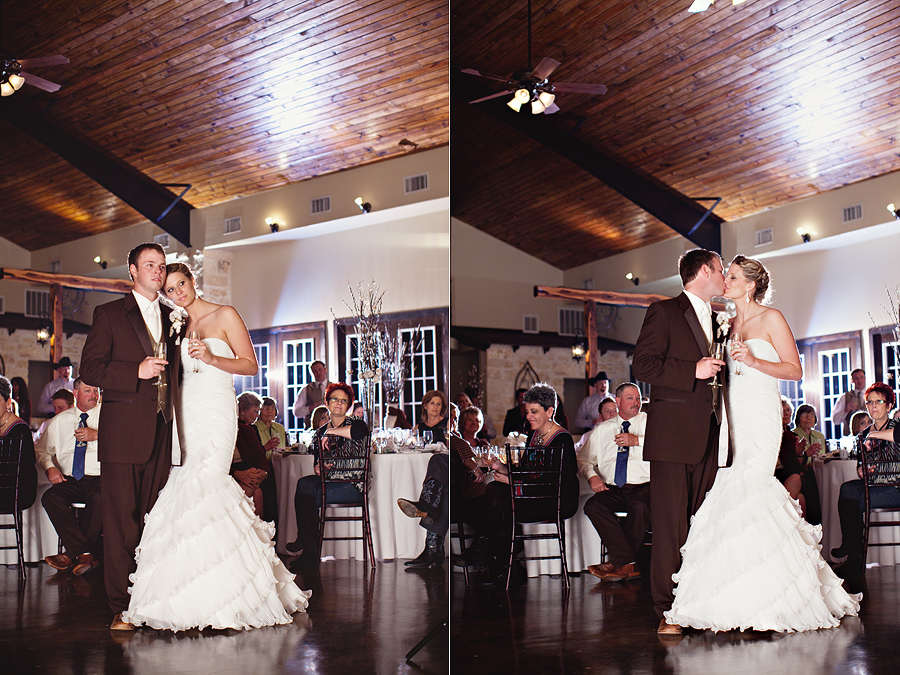 Texas Hill Country wedding at the beautiful Marquardt Ranch, rustic, elegant, sophisticated, beautiful wedding of Jenna Hardin and Travis Hillman photographed by Aric and Casey Photography