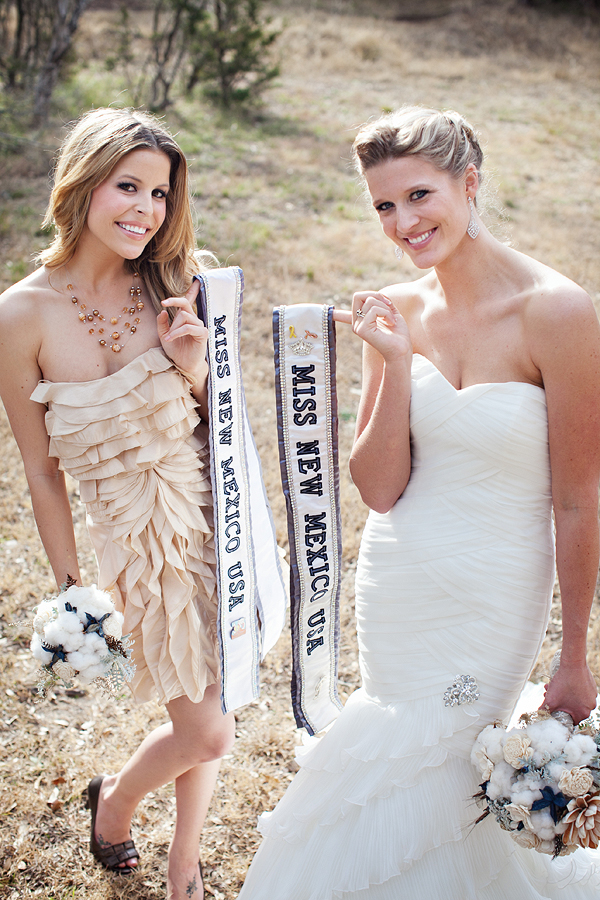 Miss New Mexico USA Wedding Photo