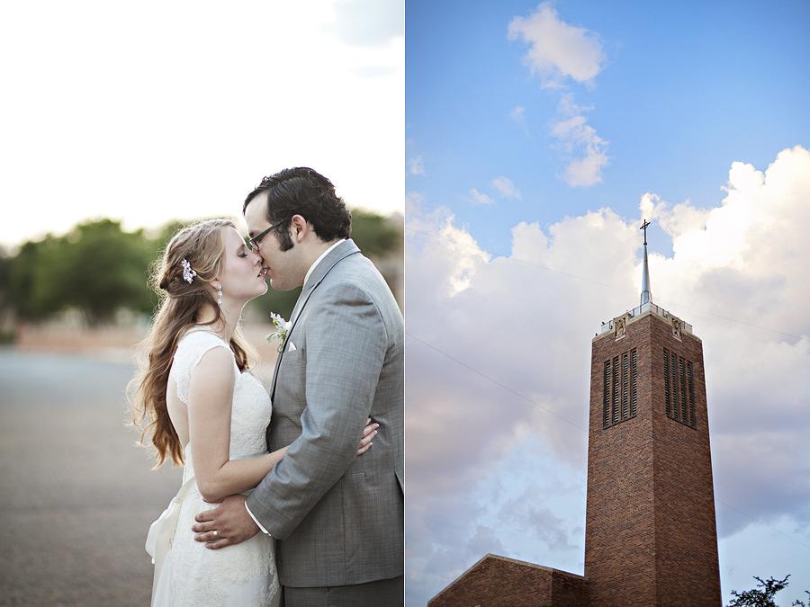 Romantic Wedding at The Legacy Lubbock