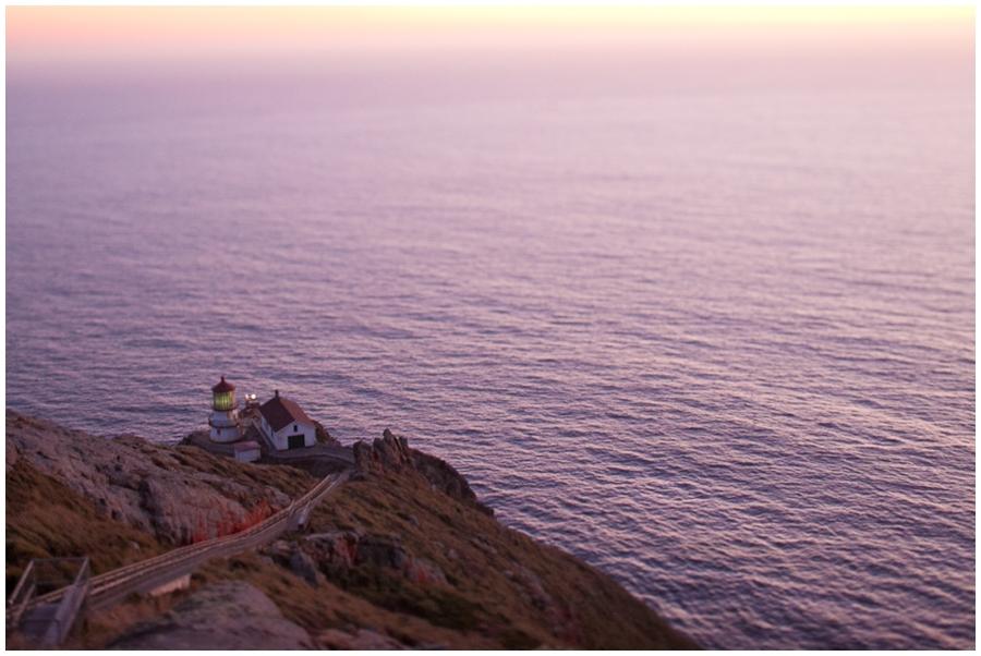 Point Reyes Lighthouse California