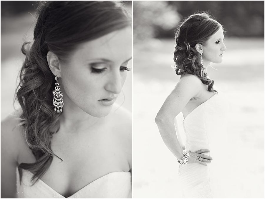 romantic artistic bridal pictures