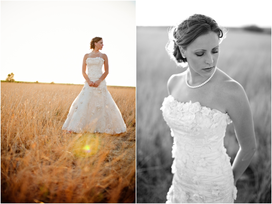 beautiful serene bridal pictures