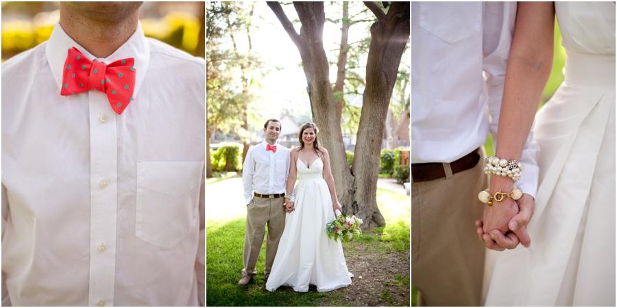 Lubbock wedding details