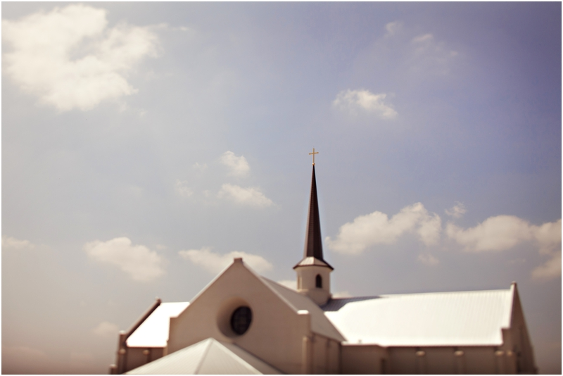 White Chapel Methodist Church Fort Worth Texas