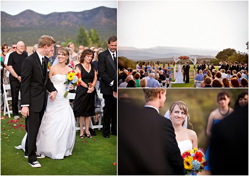 Scenic wedding venue in New Mexico